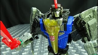 Power of the Primes Deluxe SWOOP: EmGo's Transformers Reviews N' Stuff