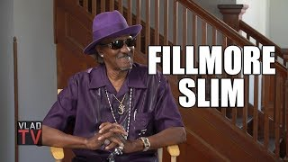 Fillmore Slim on How He Started Pimping (Part 2)