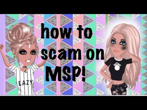 How to scam on MSP// 100% works