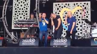 Zebda - festival mawazine