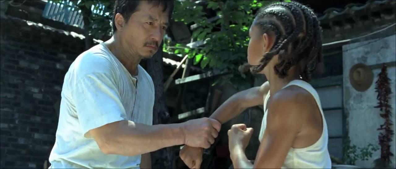 Trailer Karate Kid Bra...