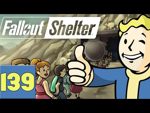 Fallout Shelter Lets Play Episode 139 [Halloween Update]