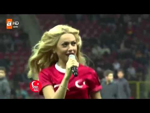 Dum Tek Tek,  Turkish beautiful Hadise