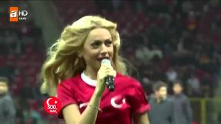 Dum Tek Tek, by Turkish beautiful Hadise