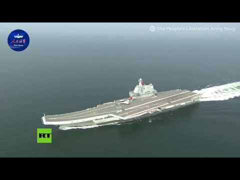 Chinas Erster Flugzeugträger - Der Wahn Imperialistischer Flottenkonkurrenz