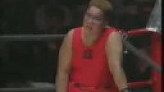 全女 レッスル・マリンピアード'93 Wrestle Marinepiad 第8試合 WWWA世...