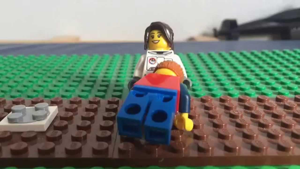 First Lego Stop Motion Lego Xnxx - Youtube-4564