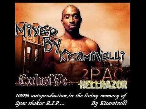 2Pac Hellrazor 2007  Remix By Kisamivelli