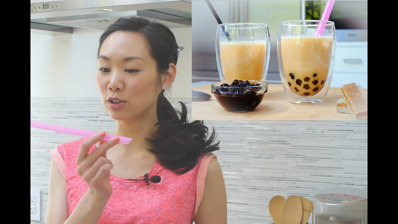 Authentic Taiwanese Milk Tea recipe (3 simple ingredients)