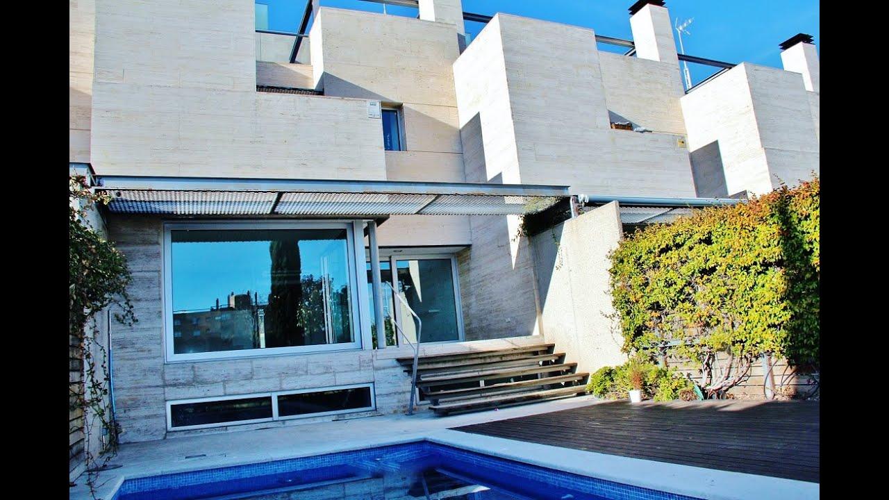 Chalet dise o lujo montecarmelo mirasierra madrid youtube - Campings de lujo en espana ...
