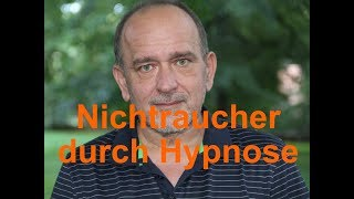 Nichtraucher durch Hypnose (Raucherentwöhnung)  - Wolfgang Künzel (Alexander Cain®)