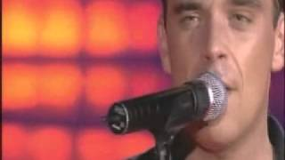 Robbie Williams - Me and My Monkey & Hot Fudge