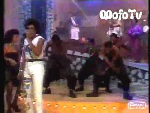 Milk Shake: Rap da Rapa c/ Ademir Lemos - TV Manchete (1991)