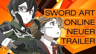 Sao: neuer trailer│one piece: neues format│trinity seven: neuer anime - ninotaku anime news #97