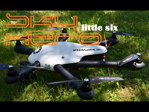 SKY-HERO little six - My new and best FPV Copter/Drone