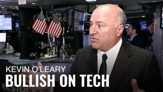 Shark Tank Star Kevin O'Leary on Netflix, Amazon and Trade Worries