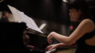 Paul Merkelo and Janelle Fung - Sergei Rachmaninov Vocalise