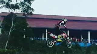 A- VLOG siro kanal 71 motorcross 150 ccc