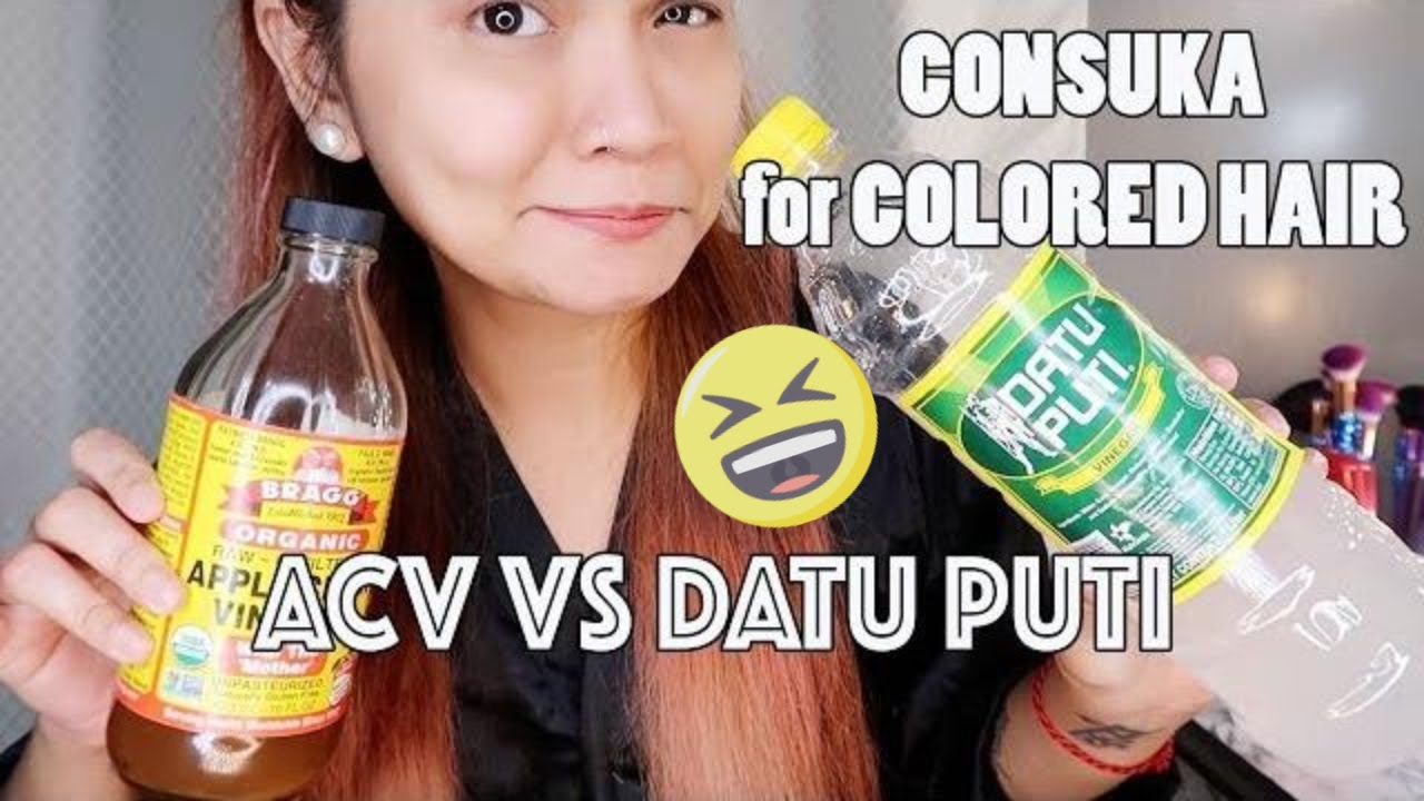 Conditioner at Suka treatment for Colored Hair (Consuka Hair Treatment  2019) by Kay Abad Manuel