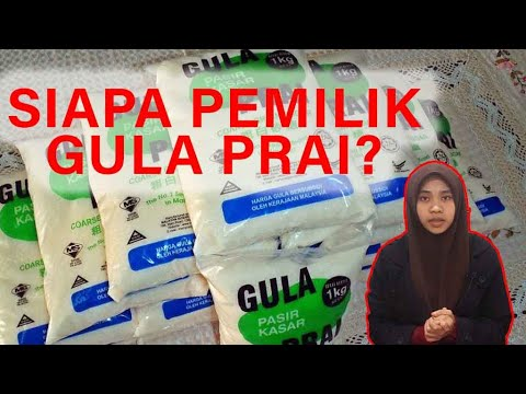 Siapa Pemilik Syarikat Gula Prai??