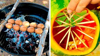 Unusual COOKING Tricks Everyone Should Know  5-Minute Recipes to Speed Up Cooking Routine!