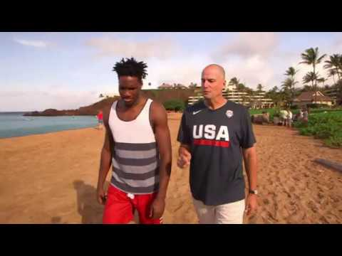 Jay Bilas Goes 94 Feet With Nigel Hayes