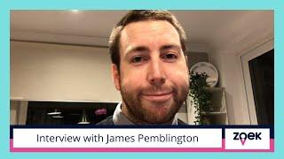 James Pemblington Interview | Job Searching | Zoek