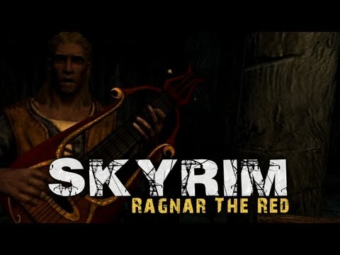 Elder Scrolls Skyrim - Ragnar The Red Theme