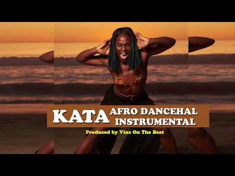 "Afro Dancehall type Instrumental 2020 ""Kata"" | Dancehall Afro Beat"