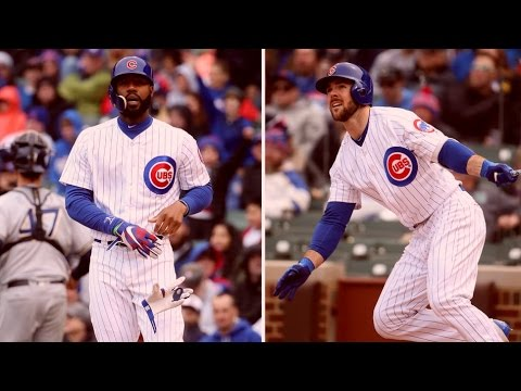 Cubs place Jason Heyward on 10-day DL for injured knuckle