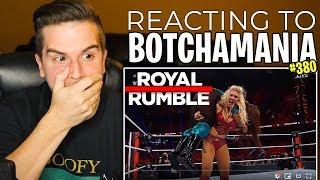 REACTING TO BOTCHAMANIA 380!! (WWE ROYAL RUMBLE 2019 EDITION)