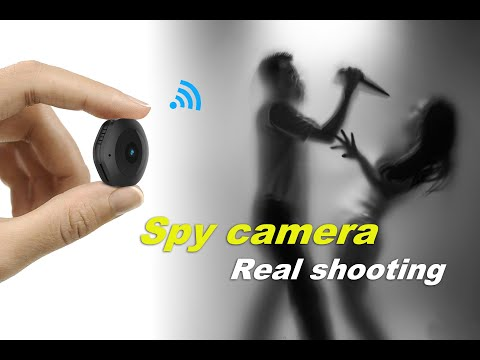 Wireless Mini Spy Portable Hidden Small Body Camera/Cams/DV/Bluetooth Speaker