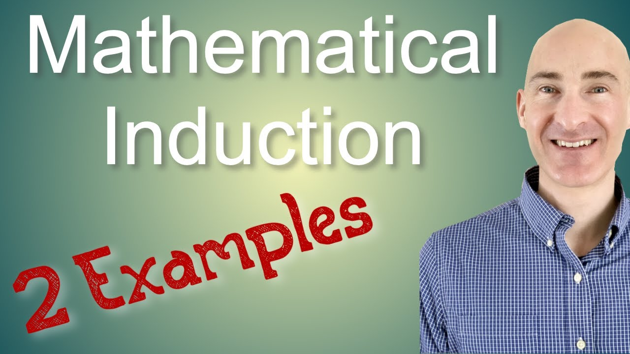 Mathematical Induction Examples - YouTube
