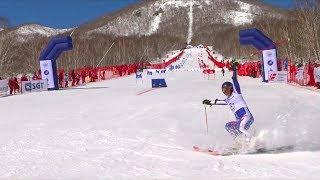 Всероссийские соревнования по горнолыжному спорту завершены.