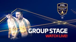 FIFA eWorld Cup 2019™ - Group Stage (Groups A & C) Part I - Arabic Audio