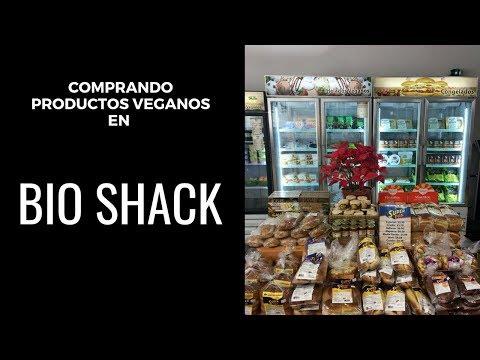Visita al health food Bio Shack