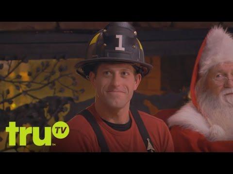 Santas in the Barn - Santas in the Bar: Santa Steve