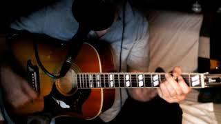Weil es dich gibt ~ Peter Maffay - Ilse DeLange (Unplugged) ~ Cover ~ Epiphone Dove Pro🎇VB