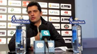 Video Rueda prensa post partido Javier Llorente