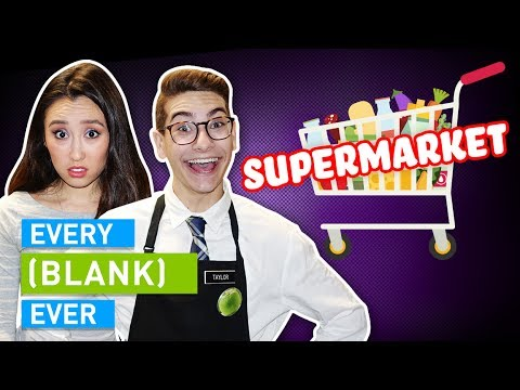 Thumbnail: EVERY SUPERMARKET EVER