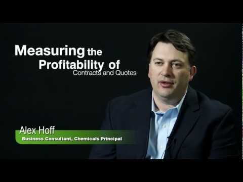 Chemicals Profitability: Measuring The Profitability Of Customers/Contracts