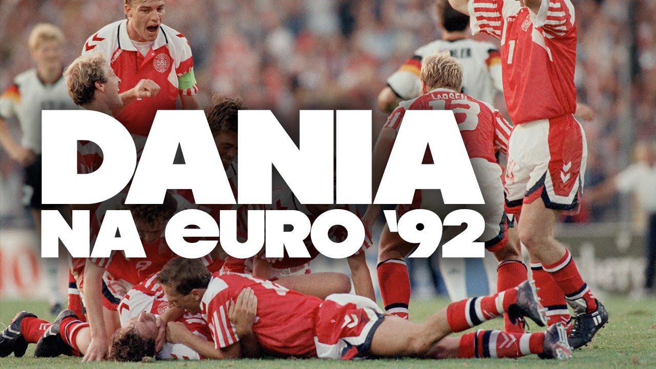 Dania na Euro '92 - mistrzowie z urlopów