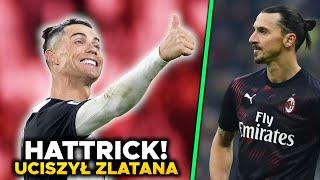 Ronaldo UCISZYŁ Zlatana! Hattrick Cristiano w pierwszym meczu! Ibrahimovic zadebiutował | LANDRI