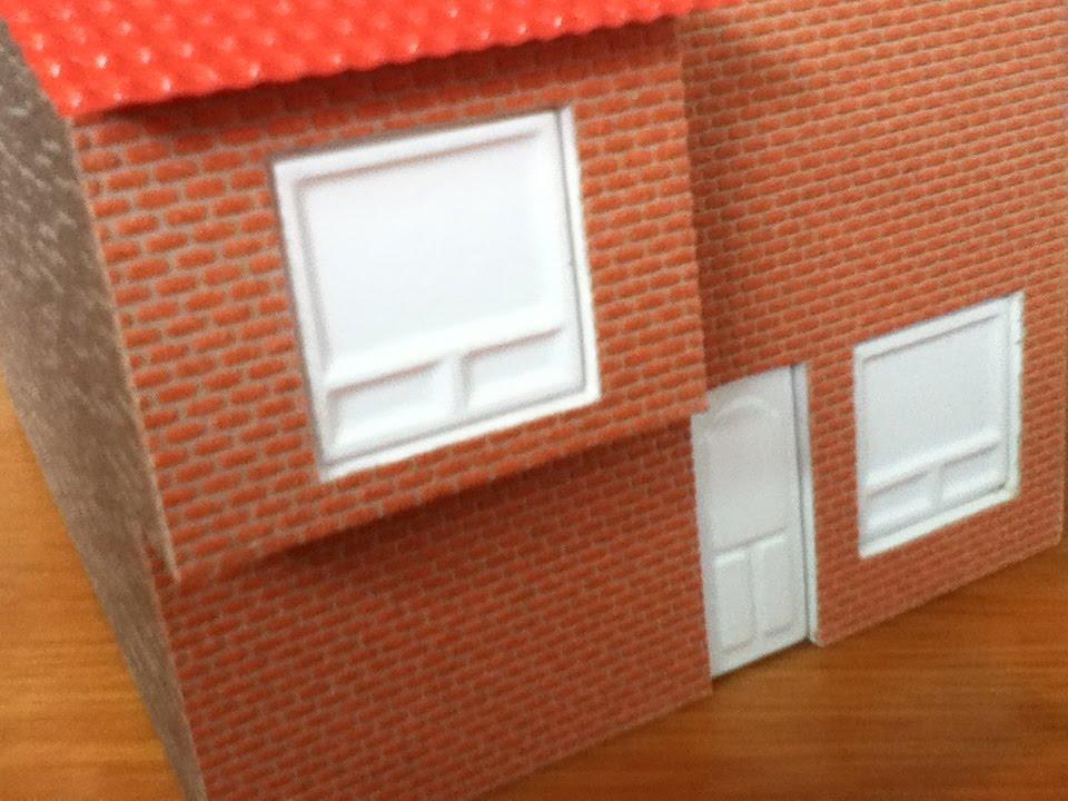 Como usar las texturas para maquetas pisos paredes y for Paredes que no llegan al techo