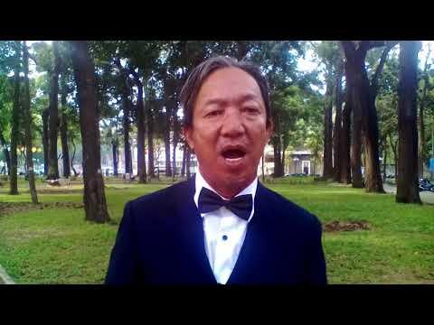 DamQuangTuan Dam/ OperaTenor/Pourquoi me réveiller/Werther/J. Massenet/Non effect recording studio