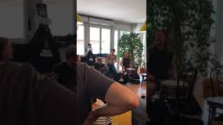 Even In Blackouts - Knowledge (Operation Ivy) Acoustic Live at the Punk Rock Hostel