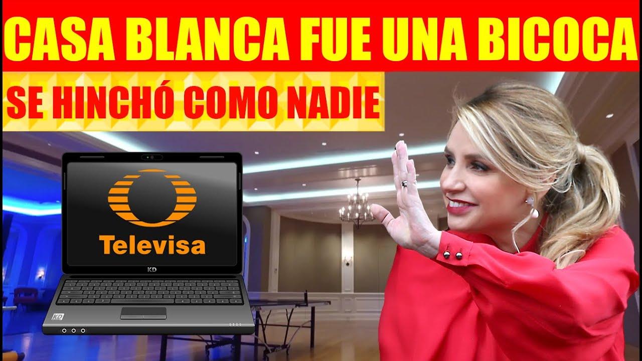 Se Frustra Regreso de Angélica Rivera a la Farándula Luego de que le Descubren Nuevas Transas