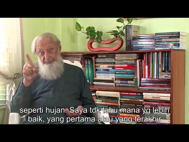 Darul Ulum Telah Gagal Di Zaman Modern Oleh Sheikh Imran Hosein (INDONESIA)