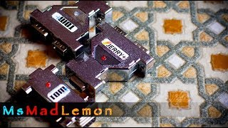 Amiga & Commodore 64 Tom+ Tom2 and Jerry+ USB mouse adapter review