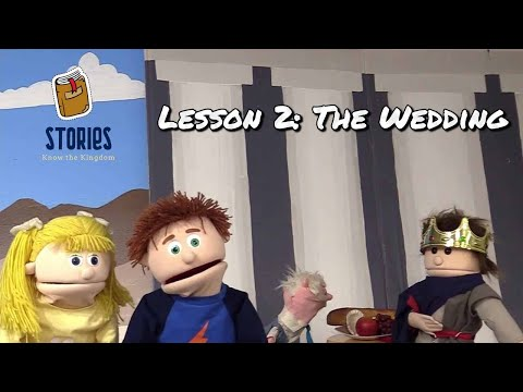 Bible Adventure Club: Stories Know the Kingdom - Lesson 2